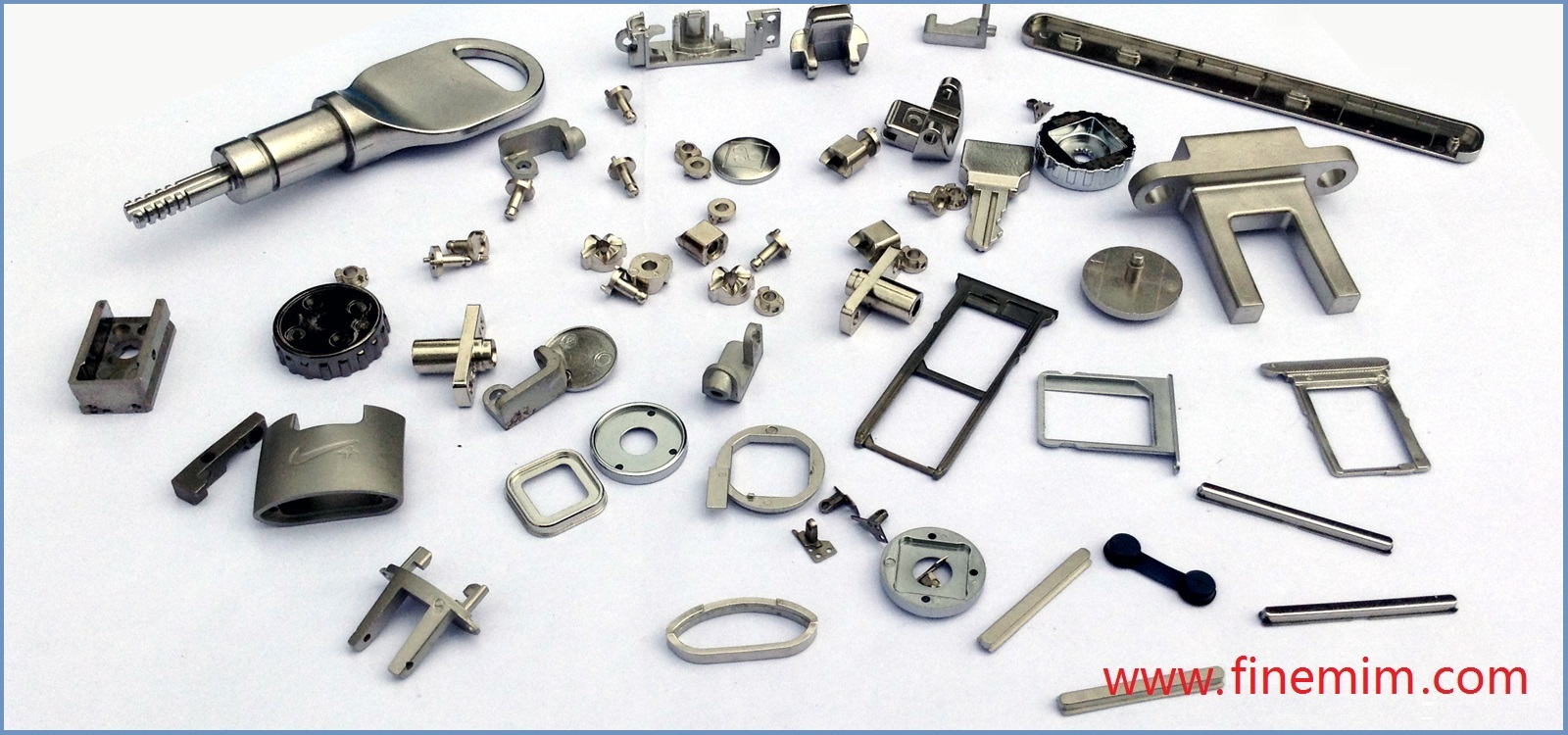Metal Injection Molding | MIM Supplier